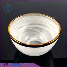 厂家批发彩色玻璃碗小吃碟创意瓜子冰淇淋碗彩色小碗水果盘