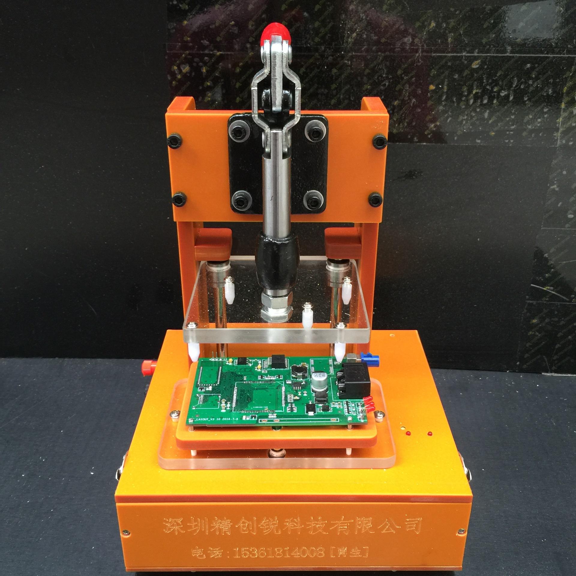 深圳龙岗 PCBA功能测试架、PCBA下载夹具、测试治具、工装夹具。