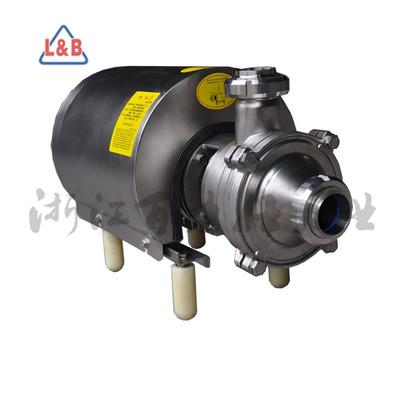 【百力仕】厂家供应不锈钢多功能自吸泵 旋转电动自吸泵 饮料泵