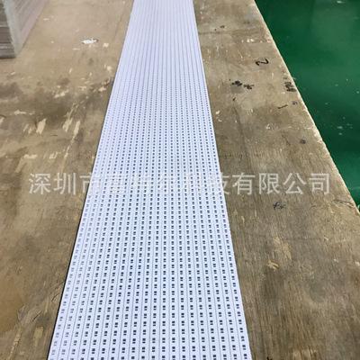 大量生产线路面板灯铝基板 侧发光面板灯铝基板 环保面板灯铝基板