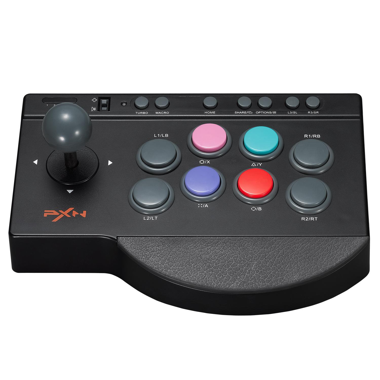 莱仕达PC电脑PS3ps4游戏机安卓智能电视街机游戏摇杆 智能黑科技