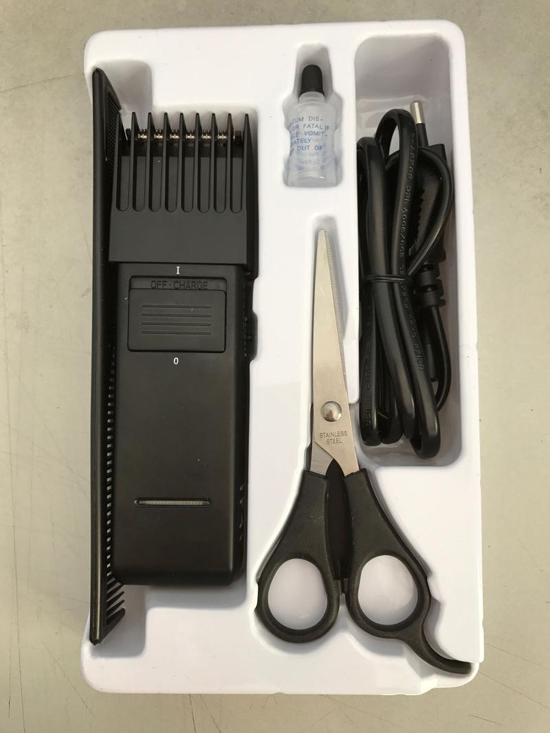 كيدا KD-167 كليبرز كهربائية للأطفال الصغار قابلة لإعادة الشحن كليبرز الشعر الكهربائية ماكينة حلاقة