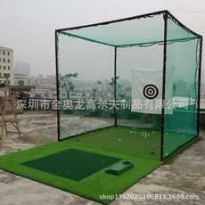 上門服務 高爾夫室內外教學掛網工程 高爾夫打擊籠果嶺套裝