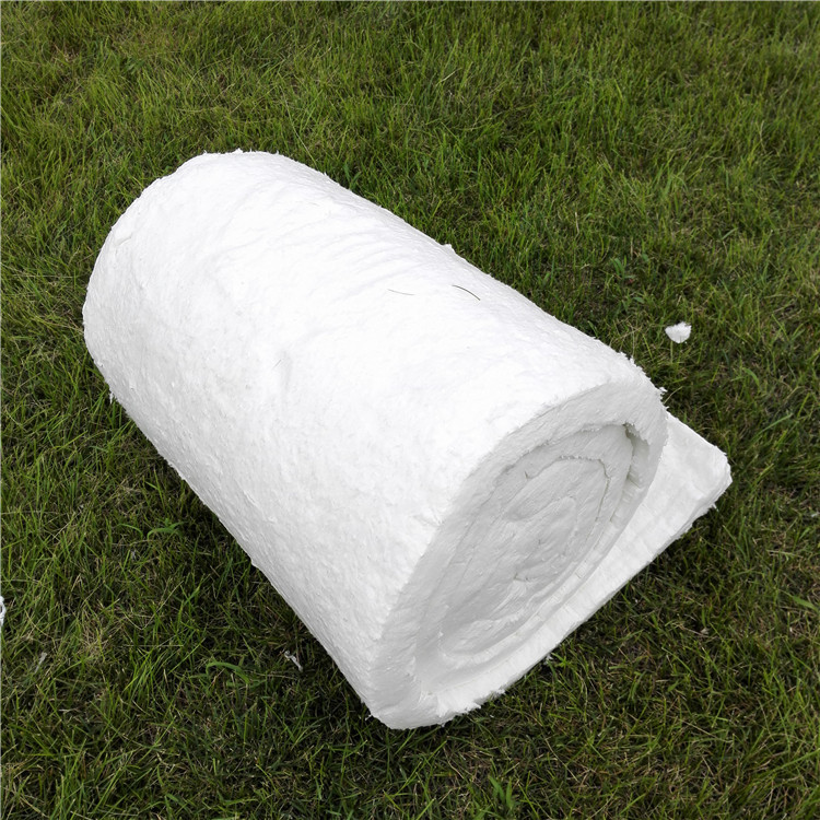 w现货硅酸铝卷毡   甩丝硅酸铝窖炉保温针刺毯保温棉硅酸铝针刺毯