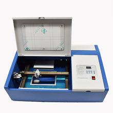 微型激光雕刻机 DIY微型切割机刻字机刻章机小型亚克力木板雕刻机