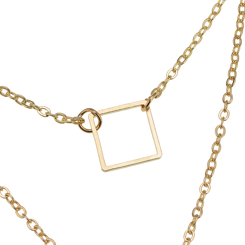 other coppernecklace (Gold)NHYT0330-Gold