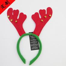 東莞玩具廠OEM定制聖誕節禮品帽襪頭飾發卡來圖來樣定制代加工