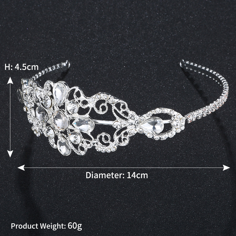 Alloy Fashion Geometric Hair accessories  Alloy NHHS0229Alloy