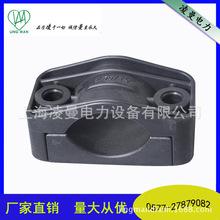 黑色塑料电缆夹 高压柜电缆夹 26-50