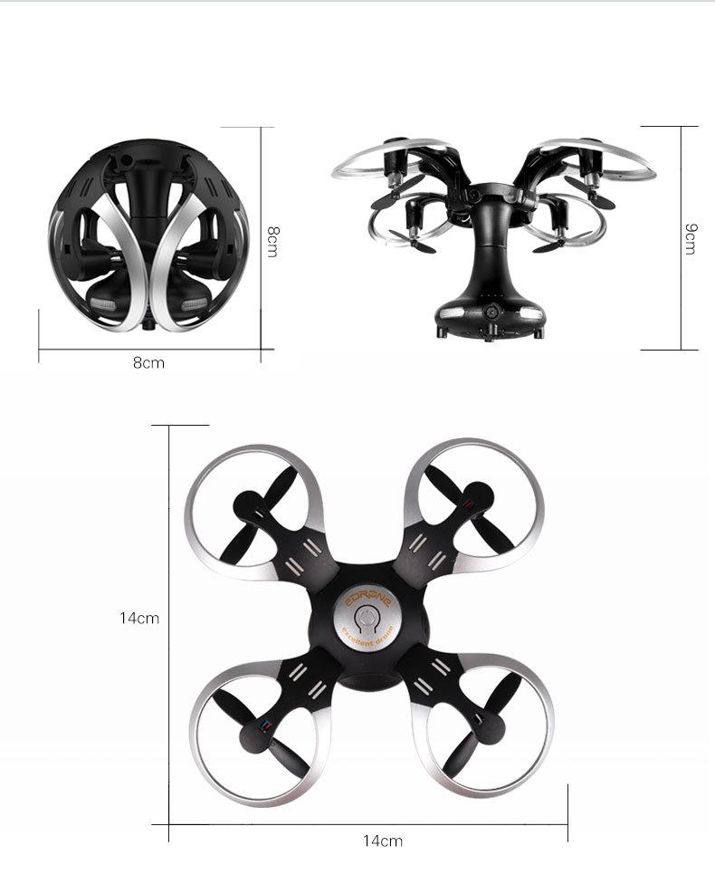 Drone WIFI pliant - Ref 3424076 Image 33