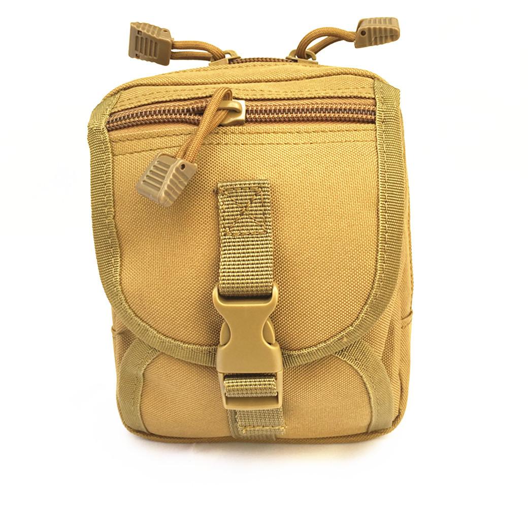 军迷户外运动背包附件包小腰包 零件手机包 多功能战术收纳包
