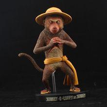 海贼 模型 模型 魂限定 F.Zero 15周年纪念动物系列 路飞(猴子)