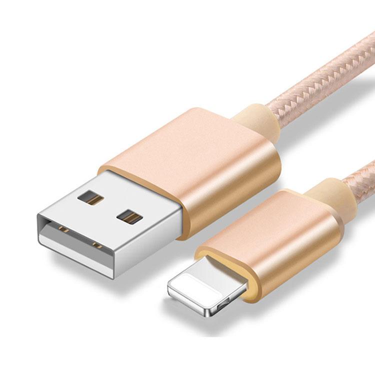 适用于苹果iphoneX手机数据线 安卓尼龙编织手机快充数据线 批发