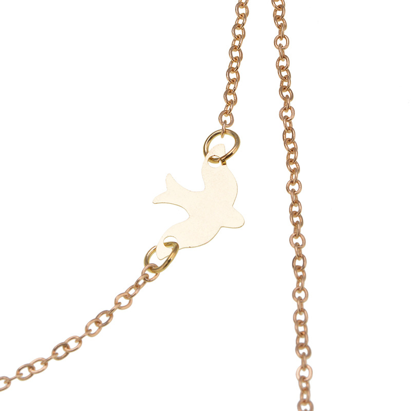 other coppernecklace (Gold)NHYT0295-Gold
