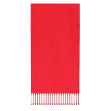 廠家直銷新款斜紋大紅色圍巾圍脖創意廣告年會禮品圍巾定制