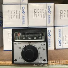 西崎温控仪 TED-2001 TED-2002指针温控仪 温度控制器 控温仪表