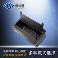 厂家直销 桌面插座 多功能桌面插座 翻盖式插座 拉丝处理