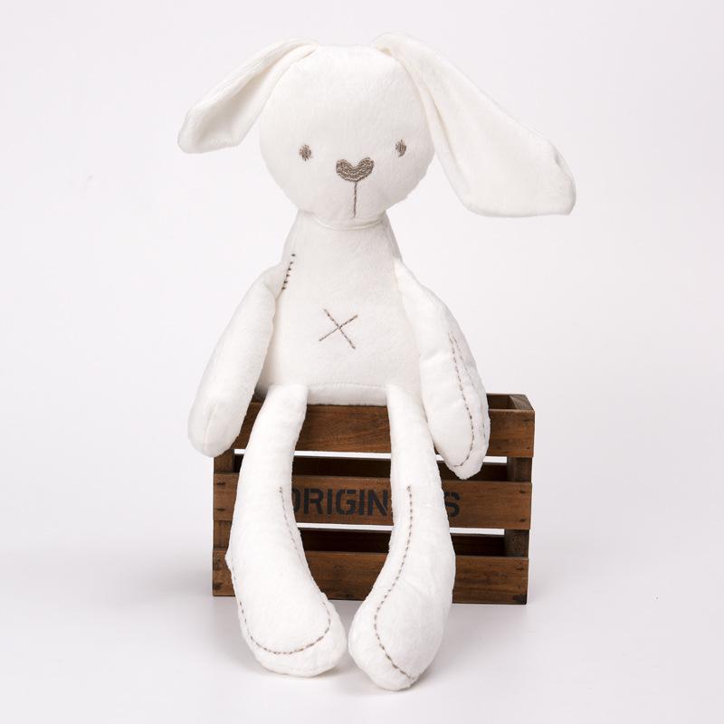 兔子玩偶婴儿睡眠安抚玩具毛绒玩具 安抚兔子