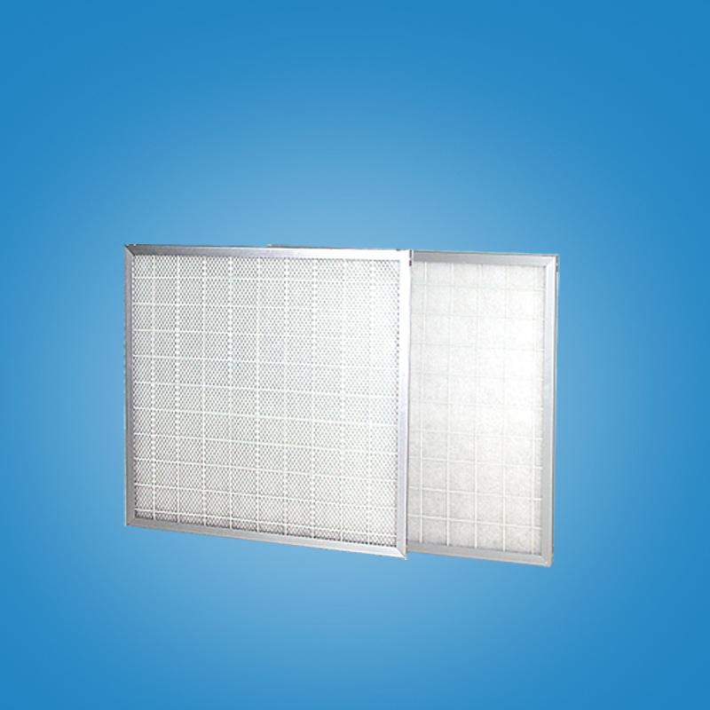 厂家直销G3板式初效过滤器  空调通风系统平板式空气初效过滤器