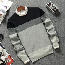 Áo len nam thời trang, màu sắc phong phú, thiết kế nổi bật