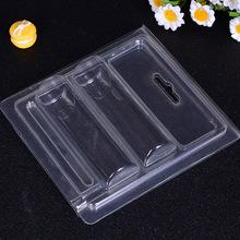 定制各种日用品吸塑包装盒 电池耳机手机壳PVC塑料透明包装盒子