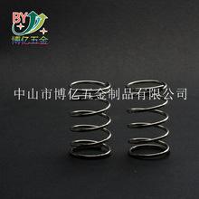 厂家直销各种弹簧 304不锈钢五金精密圆柱螺旋压缩弹簧 定做加工