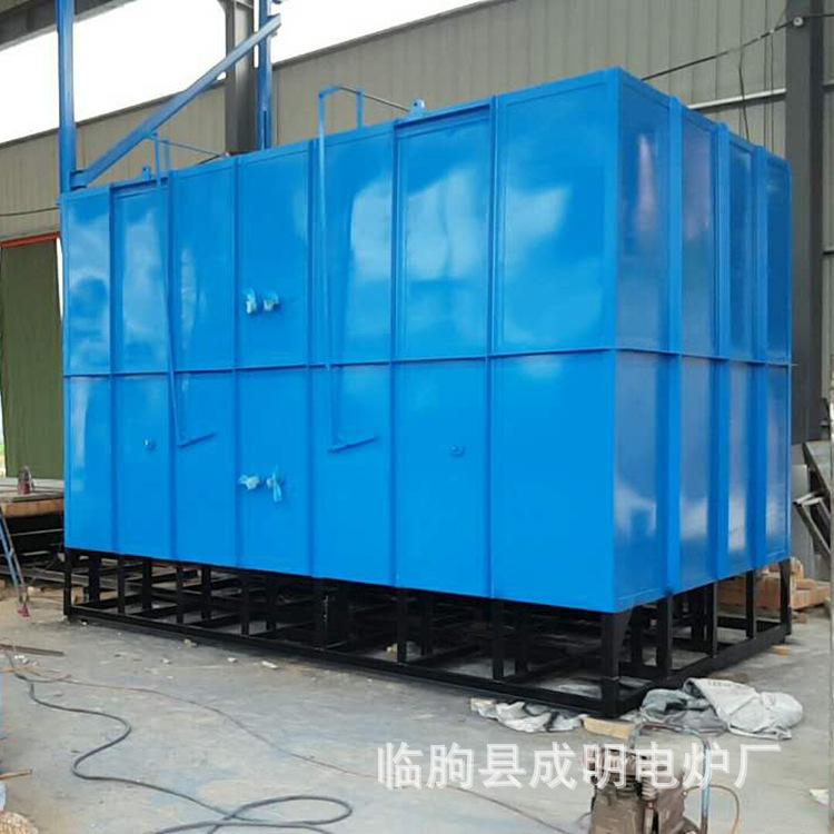 工业窑炉 箱式电阻炉 定制金属机构件淬火正火热处理电阻炉