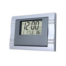 电子礼品6605电子万年历 工厂价格 现货供应 台钟 电子钟 日历钟