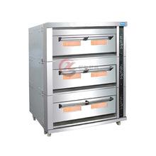 台湾SINMAG/新麦三层十五盘煤气烤炉SM-803A燃气烘炉商用大型烤箱