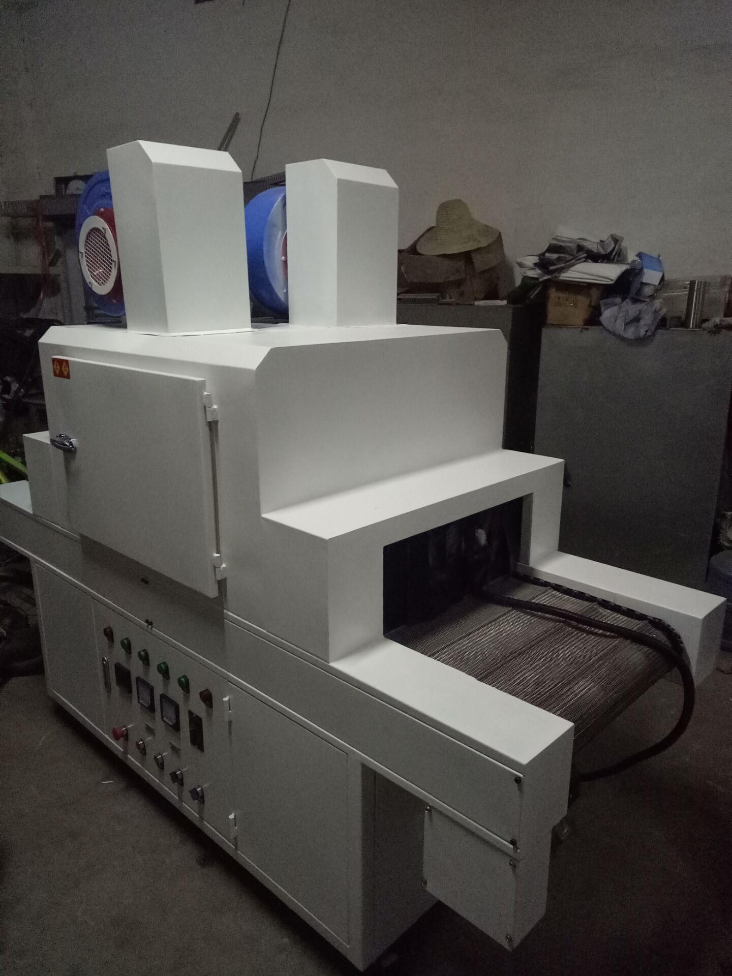 烘干固化设备_专业厂家直销定制uv固化机uv炉烘干固化