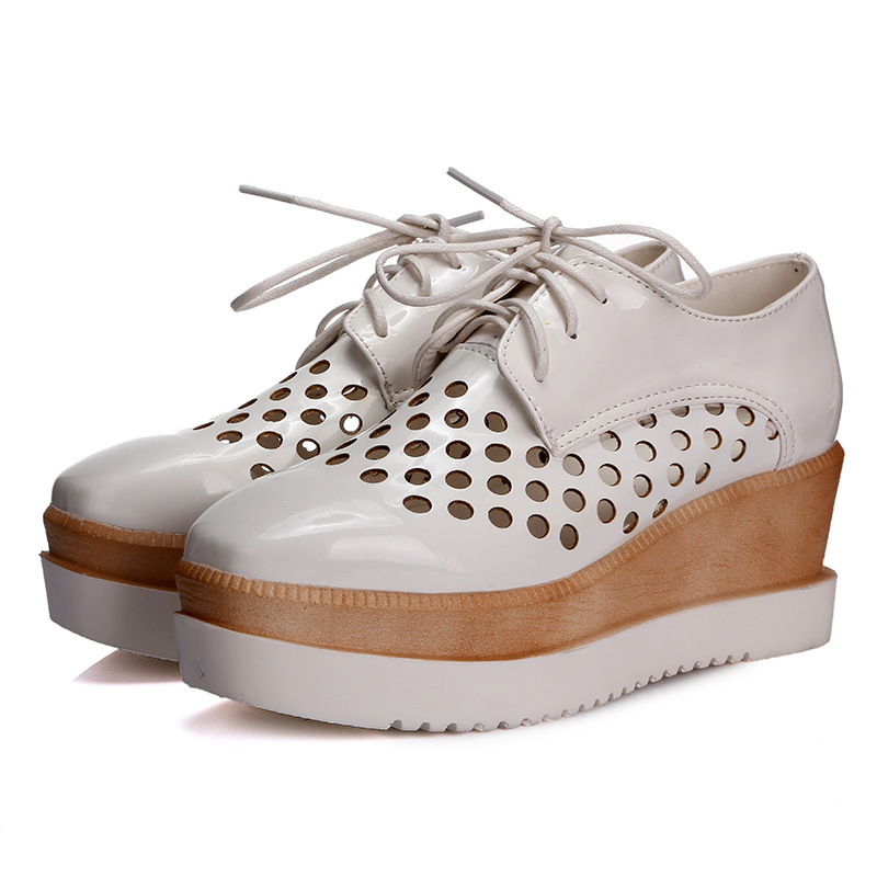 FORTUN Peas Shoes Womens Egg roll Shoes Flat Shoes Pointed Toe Dance Shoes