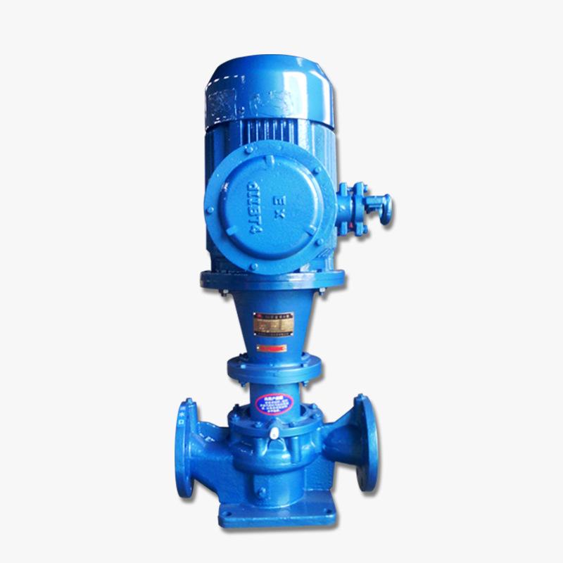厂家专业生产ISGY输油泵 立式单级离心泵增压泵管道泵消防泵