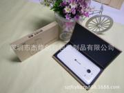 手机屏木盒包装 厂家直销PVC耳机木盒 手机壳包装盒 钢化膜包装