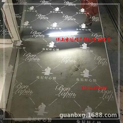 304蚀刻不锈钢板 不锈钢标牌腐蚀 电梯轿厢玫瑰金腐蚀板