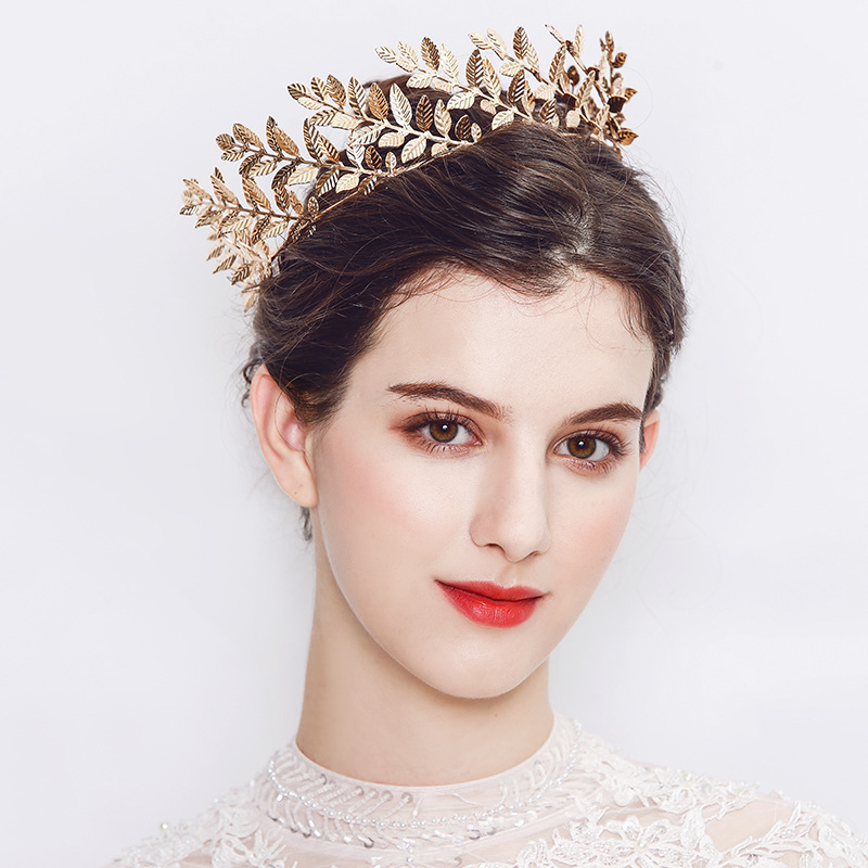 Alloy Fashion Geometric Hair accessories  (Alloy) NHHS0284-Alloy