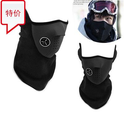 工厂直销户外冬季骑行头套防风防寒防尘滑雪户外cs面罩头罩摩托车