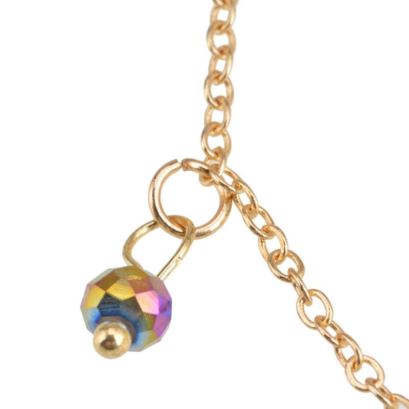 other alloynecklace (Gold)NHYT0320-Gold