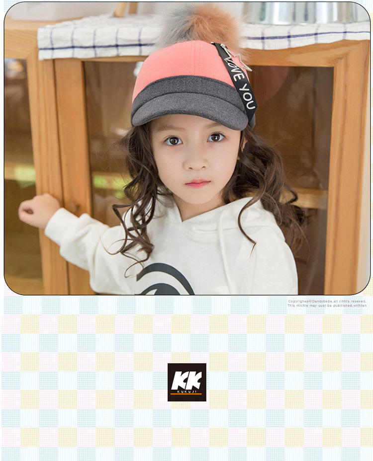Korea ClothBaseball cap(red)NHHY3961