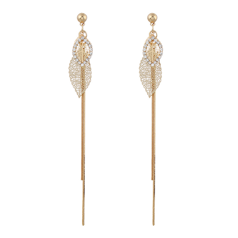 Fashion Alloy plating earring Geometric (Alloy)  NHKQ1420-Alloy