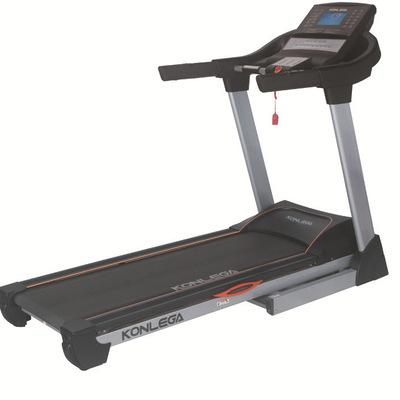 康乐佳K350/B跑步机家用折叠静音室内健身器材WiFi彩屏上网款
