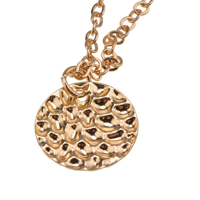 other coppernecklace (Gold)NHYT0297-Gold