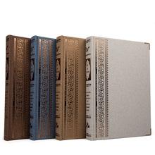 520布硬面加厚大号A4真像之书精装素描本画画空白纸页彩铅笔记本