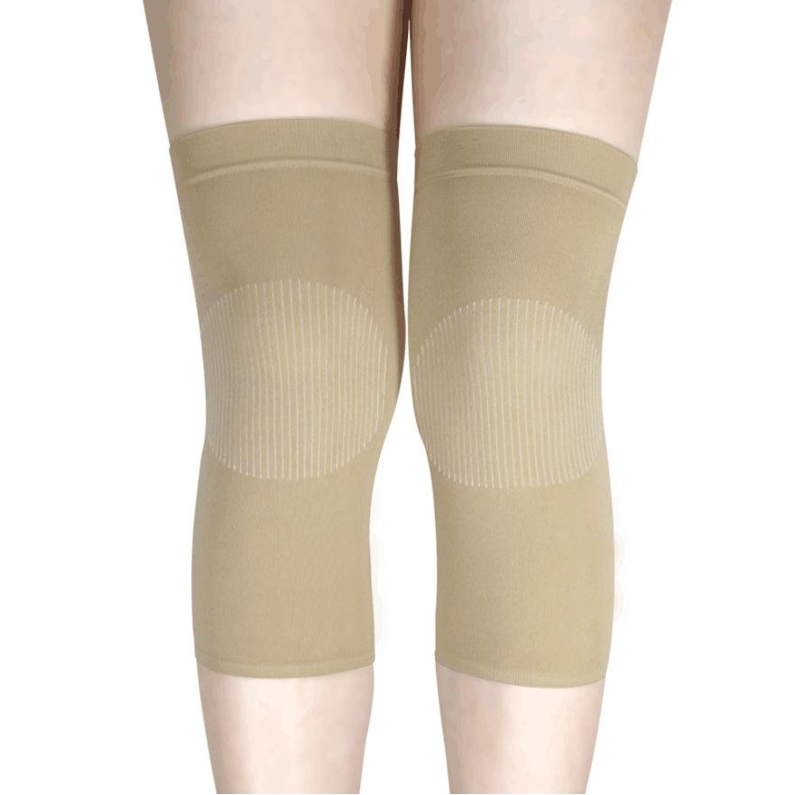 夏季护膝保暖男女士老寒腿薄款护关节夏天无痕透气款空调房护膝盖