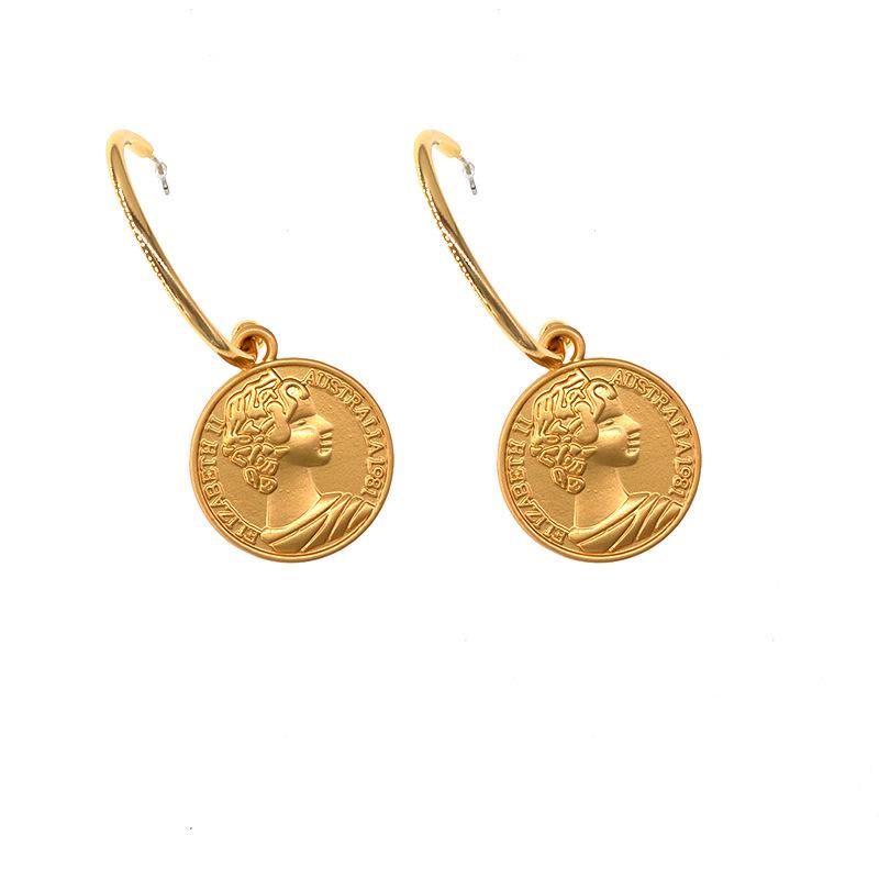 Alloy Fashion  earring  (Alloy)  Fashion Jewelry NHNT0741-Alloy