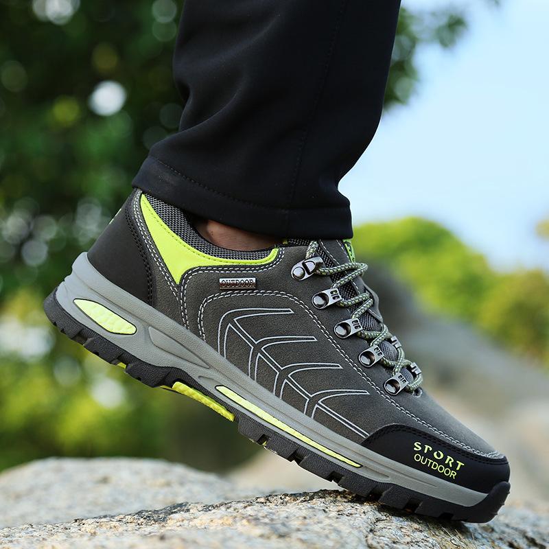 男式运动风单鞋