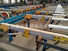 徐州铝合金边框|铝型材|玻璃挡烟垂壁铝合金封边型材生产厂家