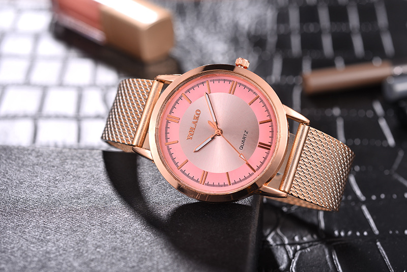 Fashion Simple Watches Plastic Quartz Watches With Scales Wholesale NHSY193632