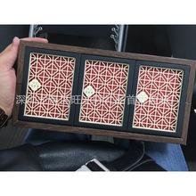 工廠定做木質禮盒窗花鏤空雕刻通過包裝盒高檔藥品補品茶葉禮品盒