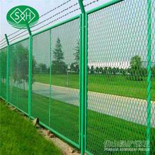 三亚绿化带隔离网护栏铁丝网直销 美兰公园通透性围栏防护金属网