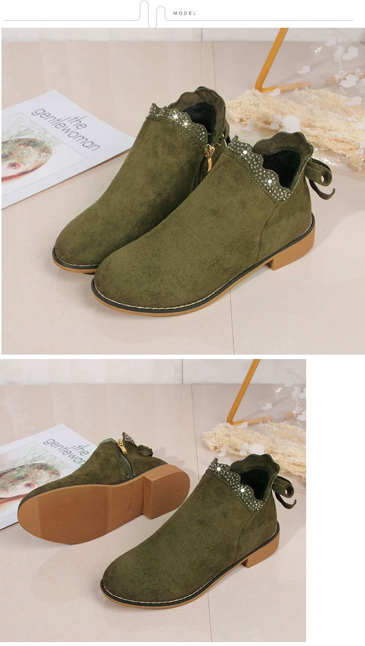 Cloth FashionShoes(Black-35) NHTJ0031-Black-35